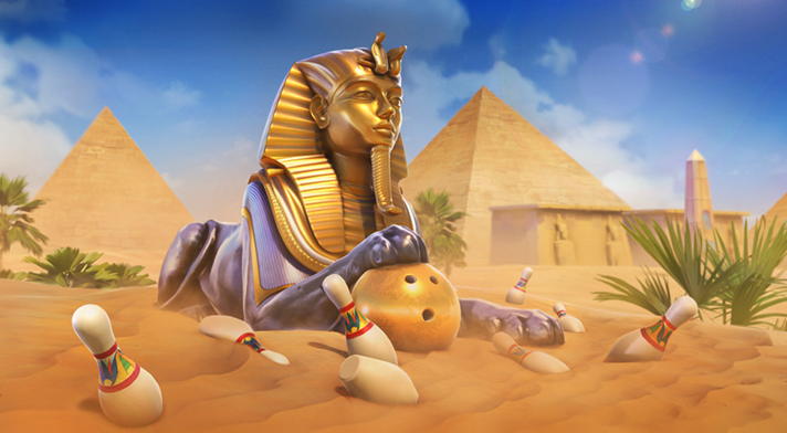 Pharaoh's Treasure Season is on!